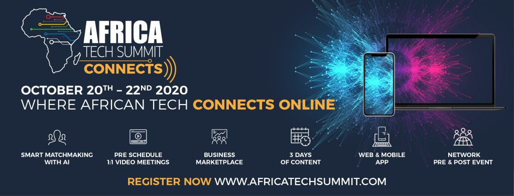 Pitch Live at Africa Tech Summit Connects virtual event