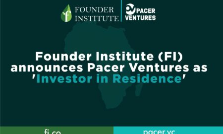 Founder Institute (FI) announces partnership with Pacer Ventures in Africa