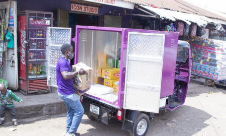 Sokowatch goes green with East Africa's first commercial electric tuk-tuks
