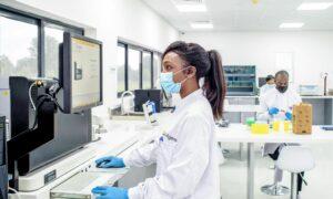 54gene unveils scientific research laboratory in Nigeria