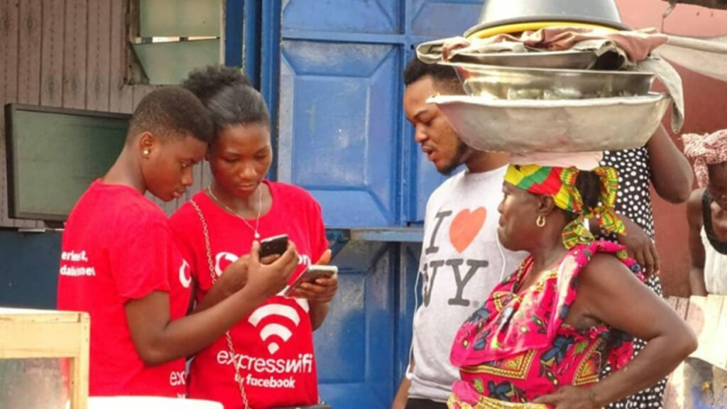 Eutelsat expands use of Express Wi-Fi in partnership with Facebook to extend Wi-Fi connectivity throughout Sub-Saharan Africa