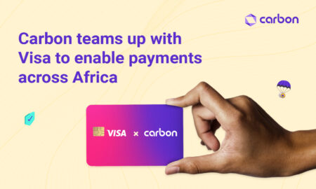 Carbon partners with Visa to enable payments across Africa